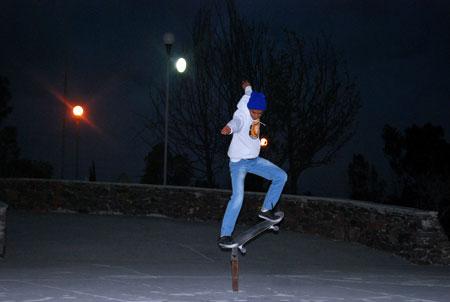 jueves skate reforma queretaro mexico