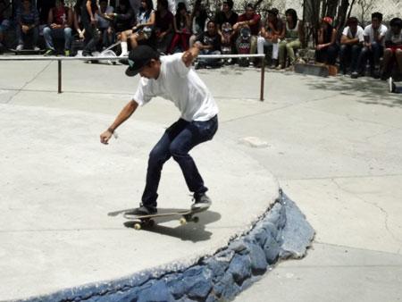 Mi Vida Marcha Sobre Ruedas skate Celaya mexico