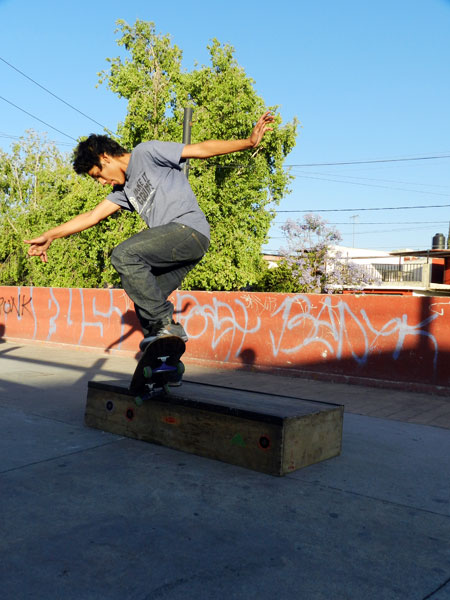 jueves skate palmas queretaro mexico
