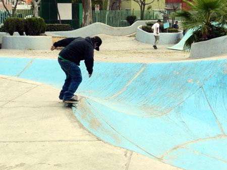 jueves skate alcanfores queretaro mexico