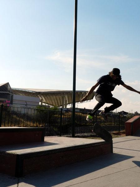 jueves skate plateros queretaro mexico
