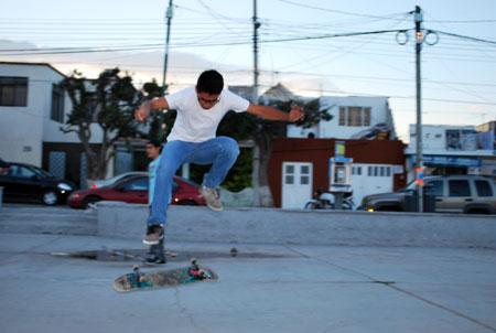 jueves skate cerrito colorado queretaro mexico
