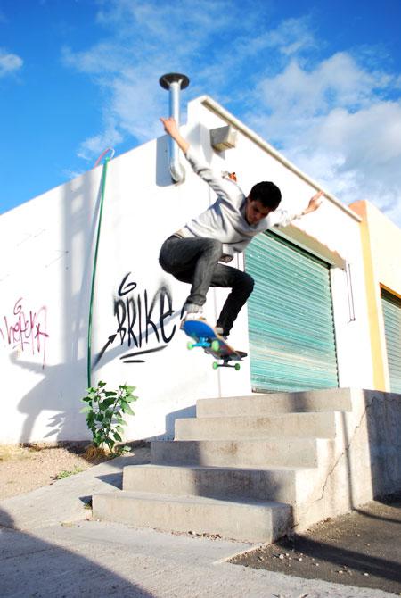 jueves skate paseos pedregal queretaro mexico