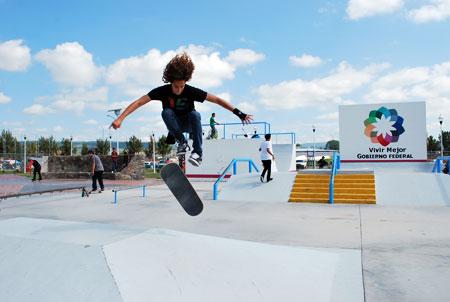 Concurso Skate Juventino Rosas Guanajuato
