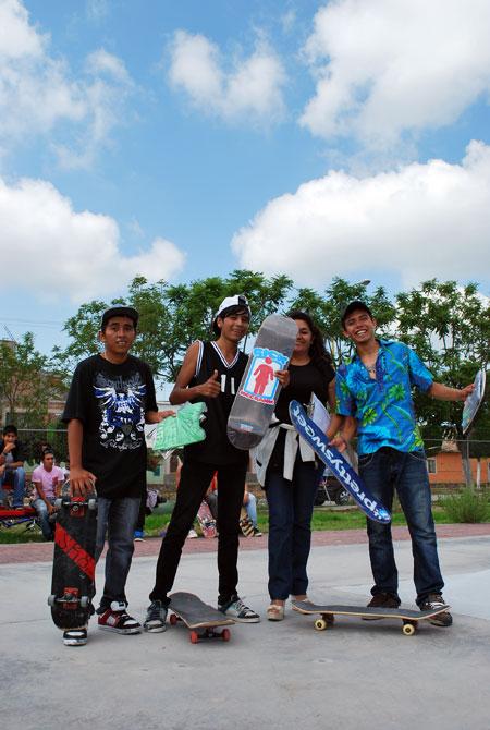 Concurso Skate Juventino Rosas Guanajuato mexico