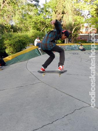 Jueves Skate Alamos Querétaro
