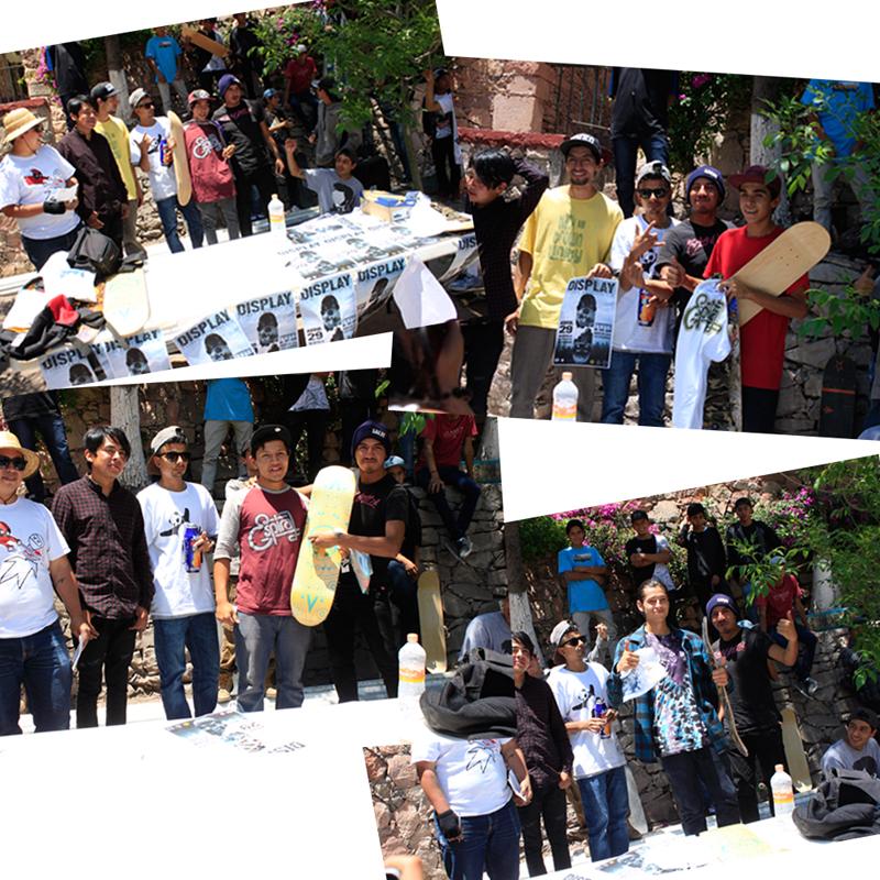 Primer aniversario DISPLAY en Querétaro
