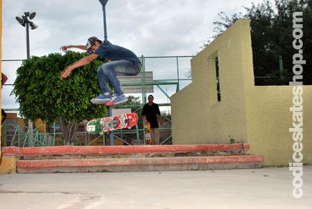 Jueves Skate Los Olvera Querétaro