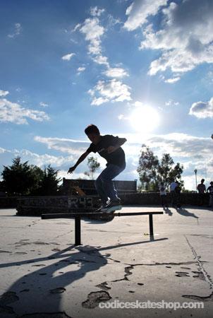 Jueves Skate Deportiva Reforma Querétaro