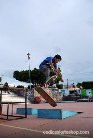 Jueves Skate Santa Bárbara Querétaro