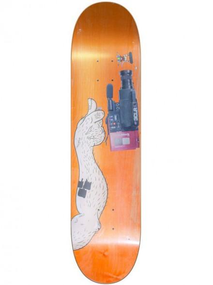 Tabla Skate Tricolor El Loco Film 7.8
