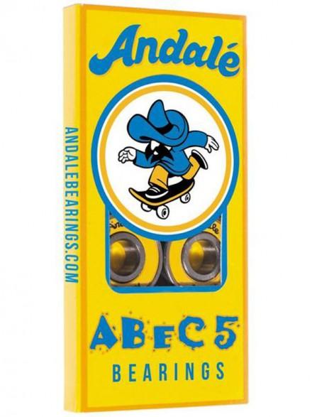 Baleros Andale Yellow Abec 5