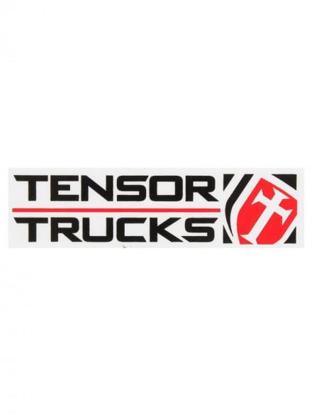 Calcomanía Tensor Logo 8.2x2.2cm