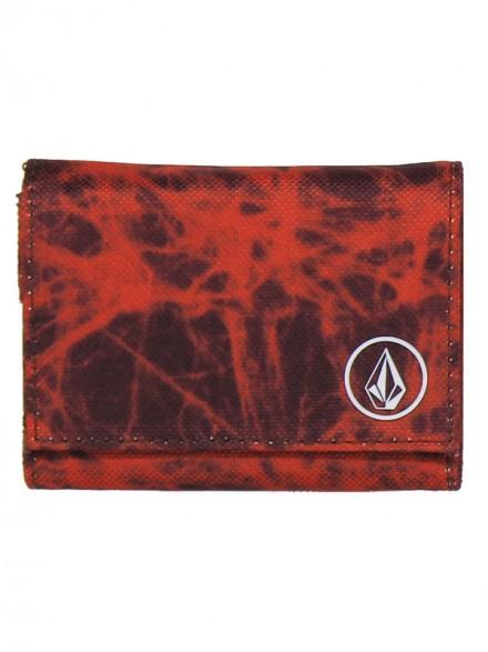 Cartera Volcom Modular Cloth Burnt Orange
