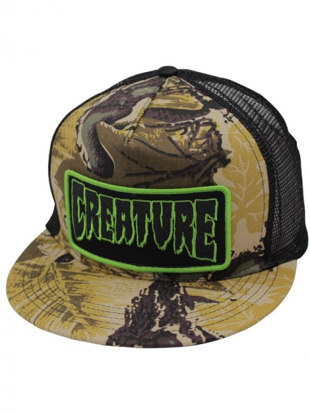 Gorra Creature Patch Camuflaje
