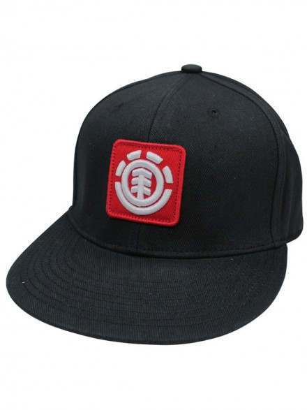 Gorra Element Fenwick Black