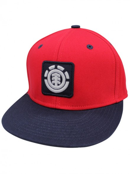 Gorra Element Fenwick Element Red