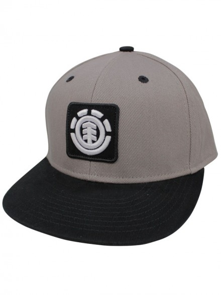 Gorra Element Fenwick Grey Heather
