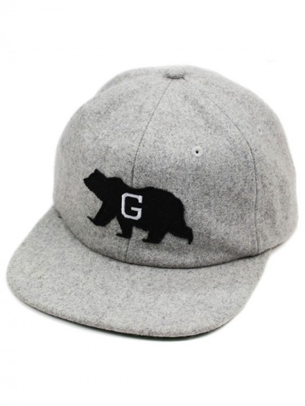 Gorra Grizzly California State G Strapback Grey