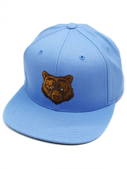 Gorra Grizzly Park Visitor Light Blue