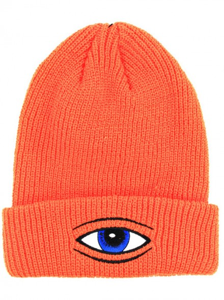 Gorro Toy Machine Sect Eye Dock Orange