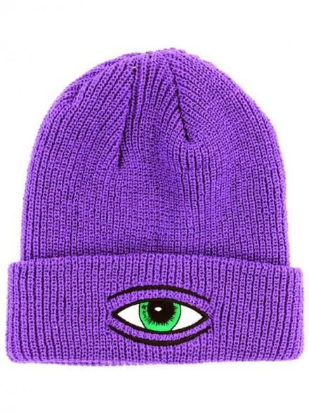Gorro Toy Machine Sect Eye Dock Purple