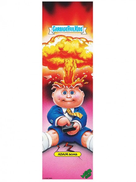 Lija Mob Grip Garbage Pail Kids Adam Bomb