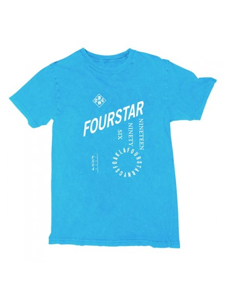 Playera Fourstar Typefaces Wsh Roy