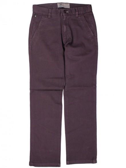 Pantalon Fourstar Carroll Chino Merlot