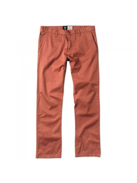 Pantalon Fourstar Collective Chino Brick Dust