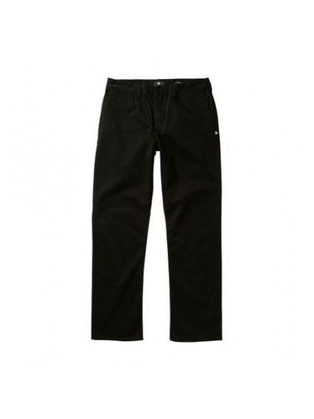 Pantalon Dc Worker Black 32