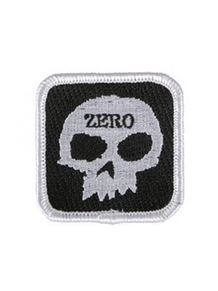 Parche Zero Matrix Square Skull Patch
