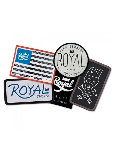 Paquete de Parches Royal Patch