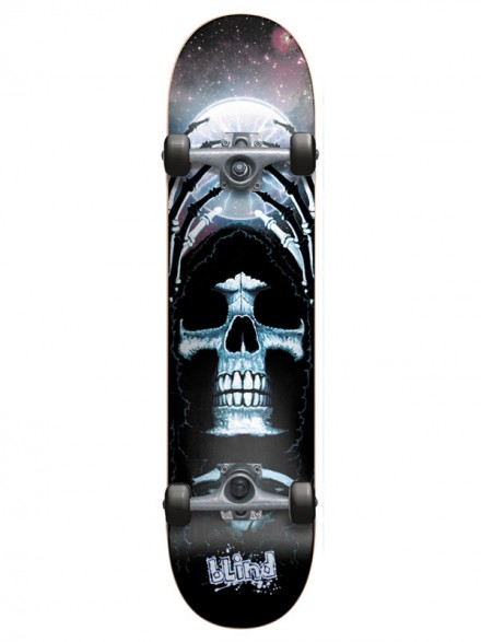 Patineta Completa Blind Reaper Cross Blk 8