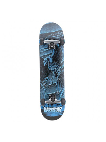Patineta Completa Darkstar Flight Blue 7.6