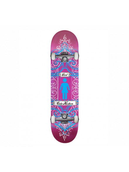 Patineta Completa Girl Koston Centurion 7.75