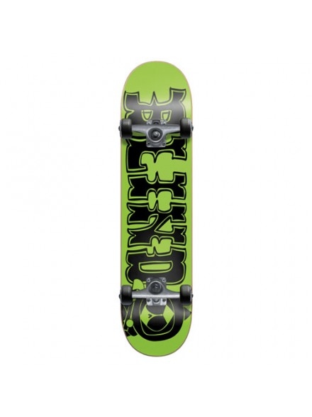 Patineta Completa Blind Fluorescent Kenny Yth Green/Blk 7.0