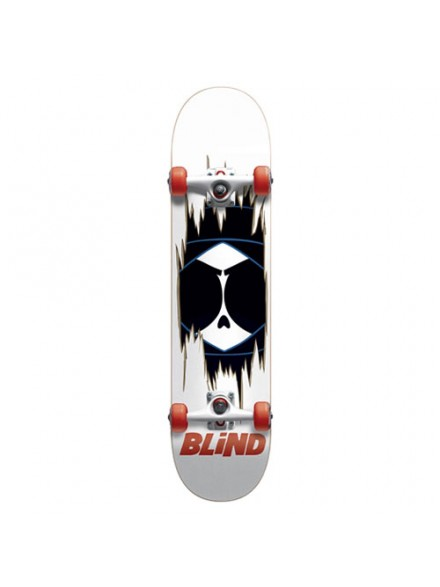Patineta Completa Blind Redrum Kenny Youth White/Blk 7.4