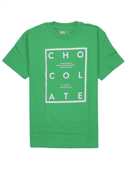 Playera Chocolate CSLA Kelly Grn