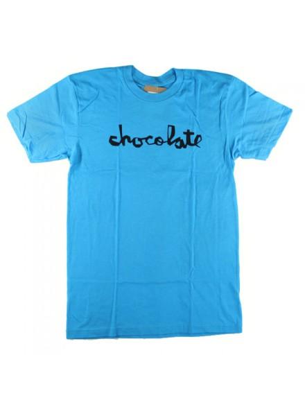 Playera Chocolate Chunk Neon Blu