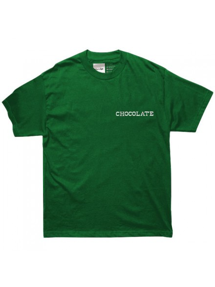 Playera Chocolate Day Of The Kel Grn