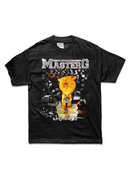 Playera Chocolate Master G Blk