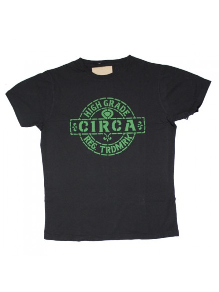 Playera Circa High Grade Blk