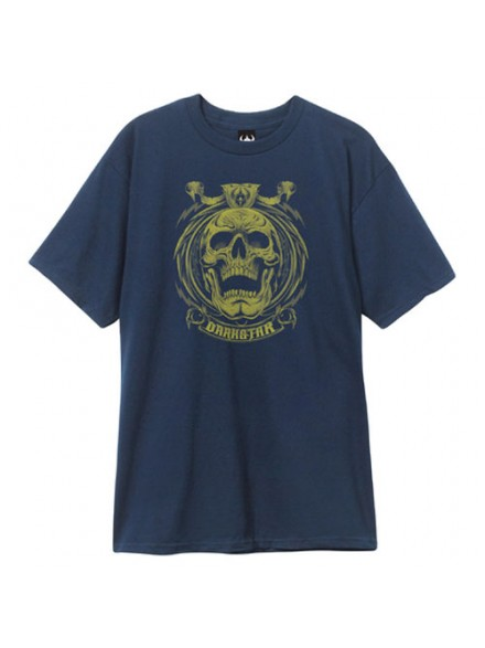 Playera Darkstar Grave S/S Navy S