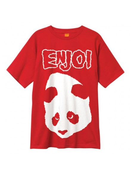 Playera Enjoi Doesn'T Fit S/S Red S
