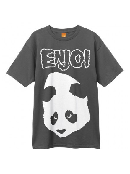 Playera Enjoi Doesn'T Fit S/S Charcoal
