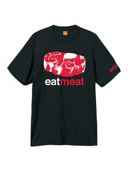 Playera Enjoi Eat Me Premium Black M