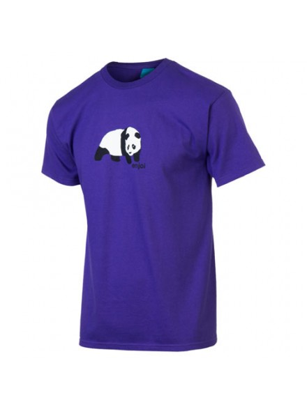 Playera Enjoi Original Panda S/S Purple M