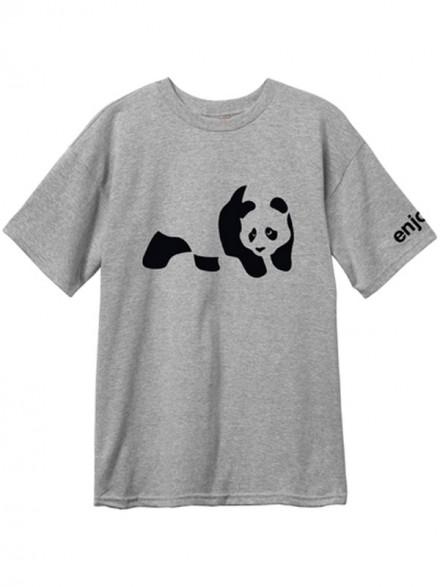 Playera Enjoi Panda Ath Htr