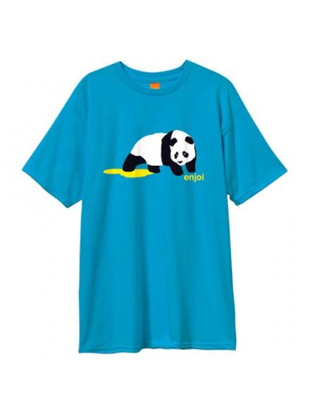 Playera Enjoi Panda Pee S/S Turquoise M